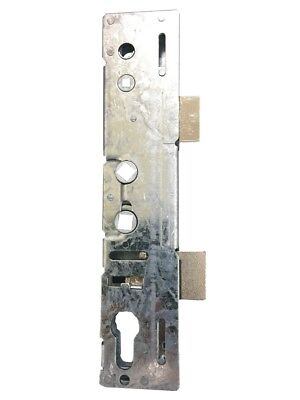 Lockmaster Milamaster Gearbox 35mm Backset Lock Case Twin 2 Spindle Match