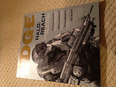 Gaming Edge Magazine - February 2010- Halo: Reach,  free p&p