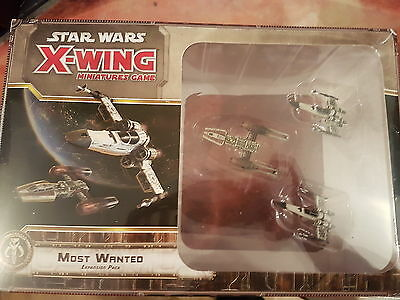 Star Wars X-Wing Most Wanted  Expansion Pack - New & Sealed