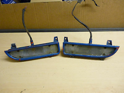 american muscle 1970 1971 1972 1973 chevy chevrolet camaro FRONT INDICATORS