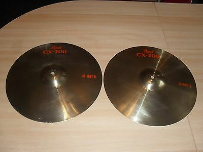 Cymbales pearl