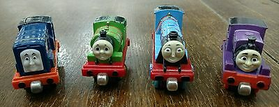 Diecast Thomas the Tank engines - Percy, Sidney, Charlie and Gordon