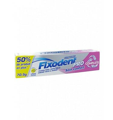 FIXODENTFixodent Pro soin Confort 70.5 g