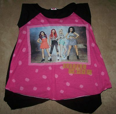 Young Dimension Girls Little Mix Top Age 11-12 Years