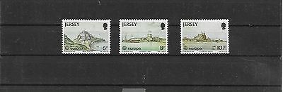 Jersey Europa Monuments Mnh 1978 Lot 6D