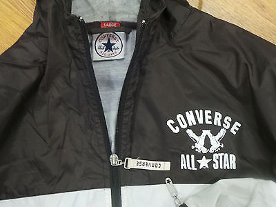 Two Jackets Brands Converse All Star and DC Shoes