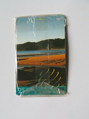 new zealand mint phone card-factory sealed