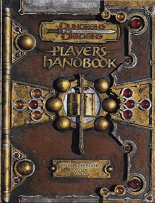 Dungeons and Dragons Players Handbook 3.5