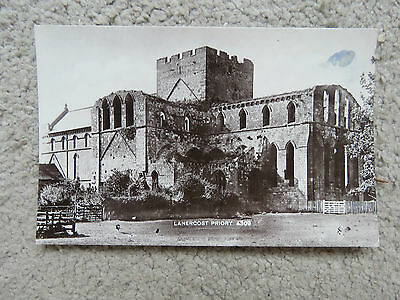 Vintage c1950s Lanercost Priory Real Photo Postcard