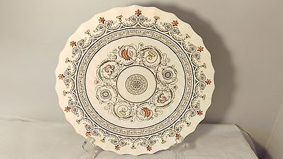 """Copeland Spode Florence 10 1/2"""" Dinner Plate (s In Very Good Condition"""