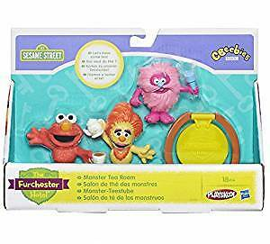 The Furchester Hotel Monster Tea Room Playset Brand New & Boxed