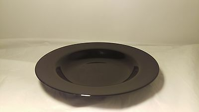 Fitz & Floyd Total Color Spectrum Rimmed Soup Bowl (s) 8 1/2""