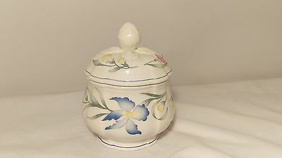 Villeroy & Boch Riviera Sugar Bowl with Lid
