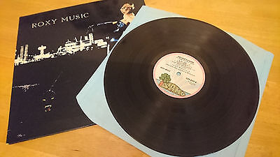 Roxy Music - For Your Pleasure 1973 UK 1st issue / 1st press (A1/B1) vinyl LP