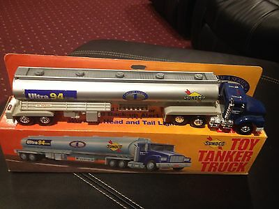 Sunoco Toy 1994 Tanker Truck Ist In The Series