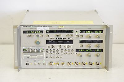 Anritsu MP1650A Pulse Pattern Generator 0.05 MHz - 3 GHz