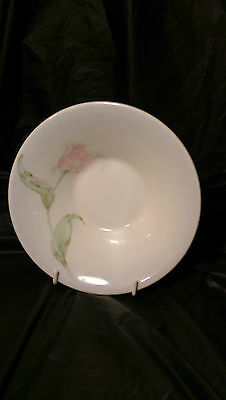 "NEW! Portmeirion Seasons Collection Flowers 6 3/4"" Coupe Oatmeal Cereal Bowl (s)"
