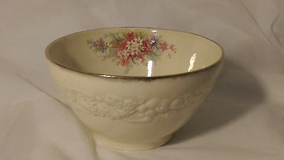 Crown Ducal Picardy Open Sugar Bowl - Good Condition