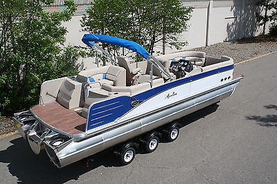 Discounted-27 Avalon high end pontoon boat