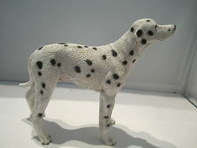 Dalmatian dog figure standing Castagna hand made in Italy Beat the price rise