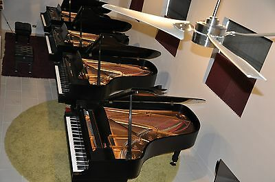 used Steinway B, 211, Late Model, Original Parts, 15 B'S, FREE AIRFARE,