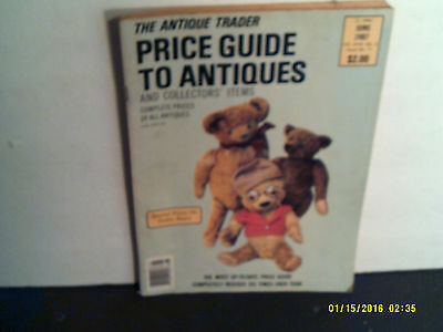 THE ANTIQUE TRADER PRICE GUIDE June 1987