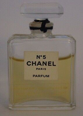 Rare Vintage Miniature Chanel No5 Perfume Factice Dummy 7.5ml Seal Intact