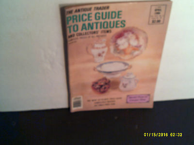 THE ANTIQUE TRADER PRICE GUIDE April 1986