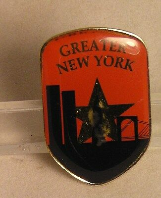 Salvation Army - GREATER NEW YORL INTERNATIONAL CONGRESS PIN