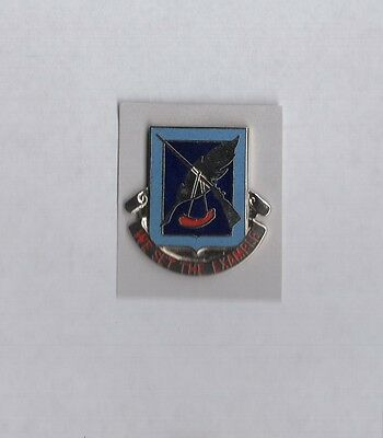 US Army 120th Adjutant General Battalion DUI crest pin badge D-22