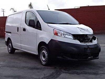 2013 Nissan NV S 2013 Nissan NV200 S Damaged Salvage Only 41K Miles Priced to Sell Wont Last L@@K
