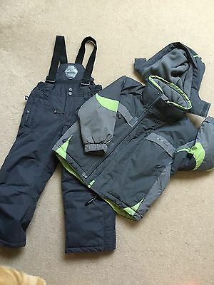 Parallel Boys Ski Suit Age 3-4