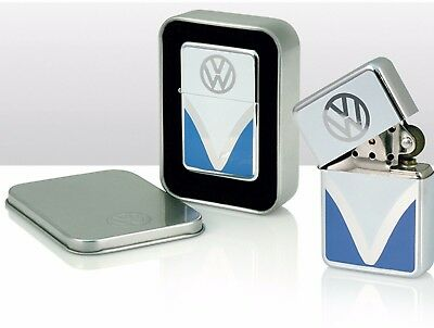 VW Volkswagen Camper Van Windproof Cigarette Petrol Lighter lichter,  plus léger