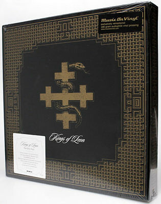 KINGS OF LEON The Early Vinyl 2011 UK Record Store Day RSD Box