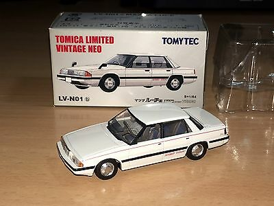 Tomy Tomica Mazda Rotary Luce Rx 1/64 Scale