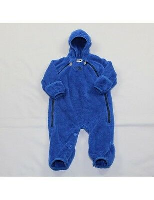 THE NORTH FACE Baby Butterfly Fleece Bunting Size 3-6 Months