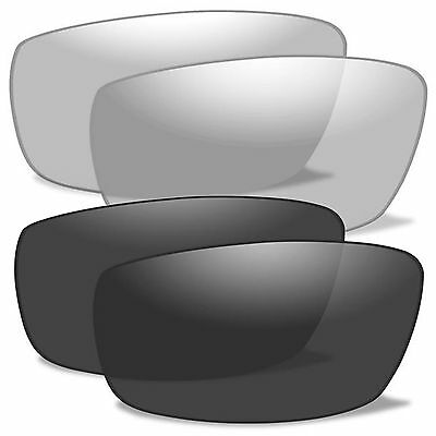 Spare Replacement Lens for Wiley X XL-1 Advanced Military Army Tactical Glasses