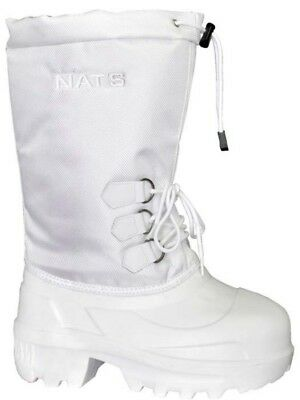 Adult NAT'S Replacement Boot Liner for Muk Lite Boot  Part# 1314-7 WHITE# 7