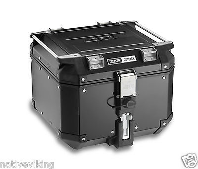 Givi TREKKER OUTBACK BLACK top box 42 L topbox TOP CASE new IN STOCK OBK42B case