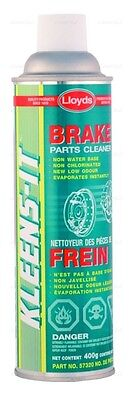 400 g CAPTAIN PHAB  Kleens-It Brake Parts Cleaner Non-Flammable  Part# 57320