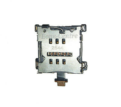 OEM HTC One 801e M7 SIM Card Tray Slot Holder Flex Cable Ribbon Replacement Part