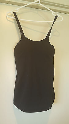 Near New Maternity Singlet with Enclosed Bra from Bras n Things cup size 16E