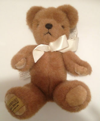 "Merrythought 12"" Jointed Teddy Bear  Made In England"