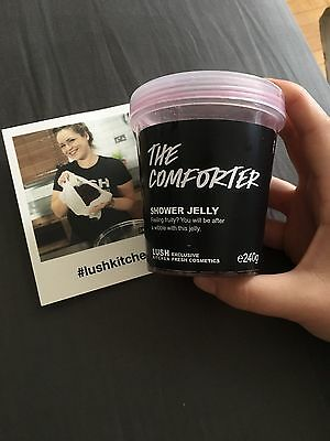 LUSH UK Kitchen The Comforter Shower Jelly