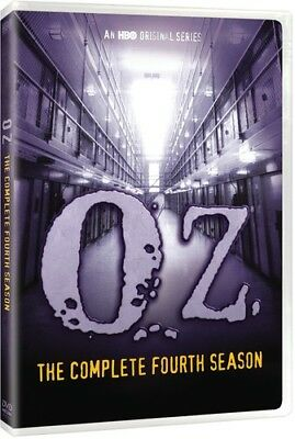 Oz: The Complete Fourth Season [New DVD] Boxed Set, Full Frame, Repackaged, Su