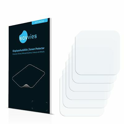 6x Savvies Screen Protector for GoPro Hero 5Session Ultra Clear