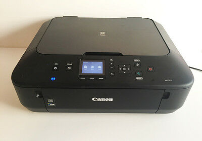 Canon PIXMA MG5650 All-in-One Inkjet Printer