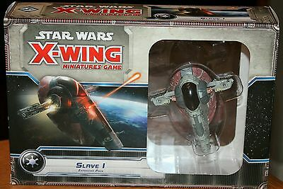 X-Wing Miniatures Game - Slave 1 Expansion Pack In Stock price reduction