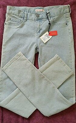 Billabong jeans skinny leg sz 12 girls teen new with tags RRP $69.95