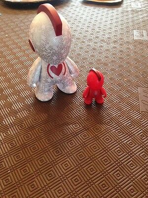 Kidrobot X Keith Haring Special Edition Product Red